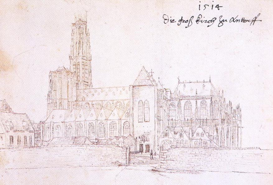 Geschiedenis - Kroniek van Antwerpen 1500 - 1600 (6/6)