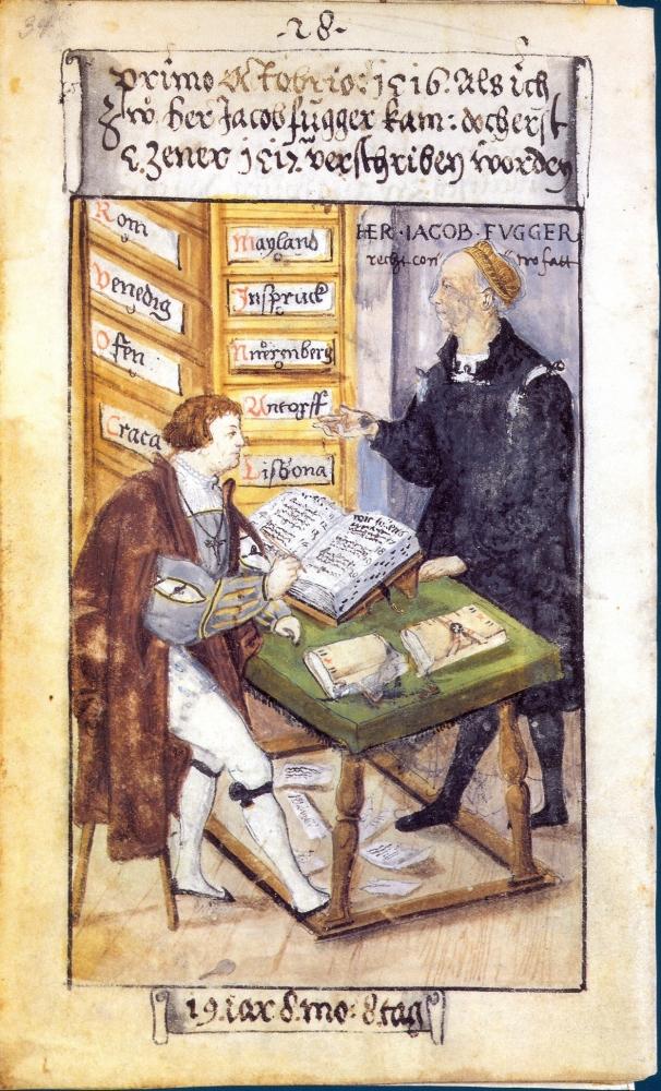 Geschiedenis - Kroniek van Antwerpen 1500 - 1600 (5/6)