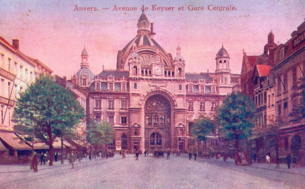 [Column] Fantomen. Emmanuel De Bom en Clara Gaesch (Antwerpen, 1891-1895). (2/4)