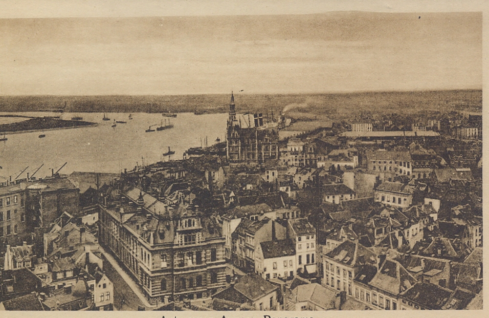 [Column] Fantomen. Emmanuel De Bom en Clara Gaesch (Antwerpen, 1891-1895). (1/4)